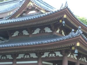 Temple - Dōjō : le lieu de la voie